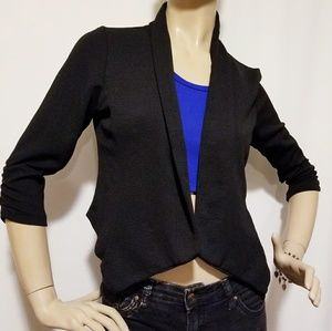Charlotte Russe Textured Blazer Size Medium